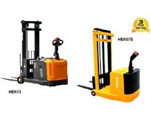 COUNTERBALANCE POWERED STACKERS