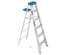 HEAVY DUTY ALUMINUM STEP LADDER