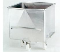 STAINLESS STEEL DUMPING BUGGY